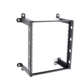 Kendall Howard™ V-Line 12U Fixed Wall Rack