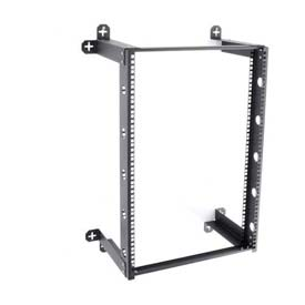 Kendall Howard™ V-Line 16U Fixed Wall Rack