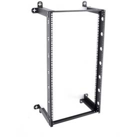 Kendall Howard™ V-Line 21U Fixed Wall Rack