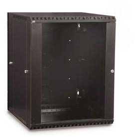 Kendall Howard™ 15U Swing Out Wall Mount Cabinet