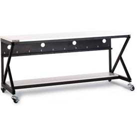 "Kendall Howard™ 72"" Performance Work Bench No Upper Shelving"