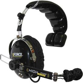 gForce™ High Noise Headset - Single Muff