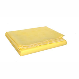 Kemp Emergency Blanket, Yellow, 10-602 by