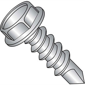 Unslotted Hex Washer Self-Drilling Screws