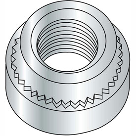 1/4-20-3 Self Clinching Nut Zinc, Package of 4000 by