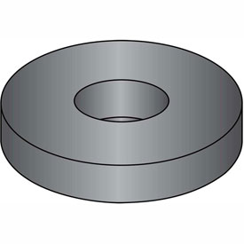 "1/2"" Flat Washer Steel Black Oxide SAE Package of 50 Lbs. by"
