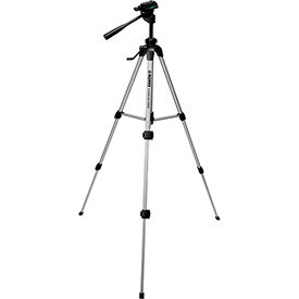 Click here to buy Konus 1952 3-Pod-2 Photographic Tripod For Spotting Scopes, 550-1320mm, Silver.