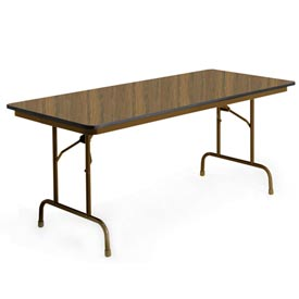 "Heritage Folding Table with English Oak 36""Wx96""L"