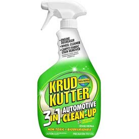 Krud Kutter 3in1 Automotive Clean-Up, 32 Oz. Trigger Spray Bottle AC326 Package Count 6 by