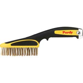 Purdy® Long Handle Wire Brush 140910200 - Pkg Qty 6