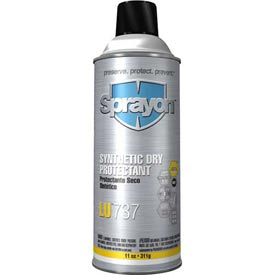 Sprayon LU737 Synthetic Dry Protectant, 11 oz. Aerosol Can - SC0737000 - Pkg Qty 12