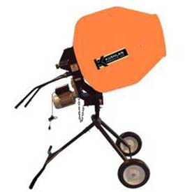 Kushlan Products 1000DD Unassembled Direct Drive Cement Mixer by