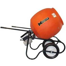 Kushlan Products 600DD Unassembled Direct Drive Cement Mixer by
