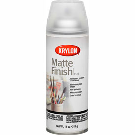 Krylon Crystal Tint Base Graphic Arts Matte Finish - K01311007 - Pkg Qty 6