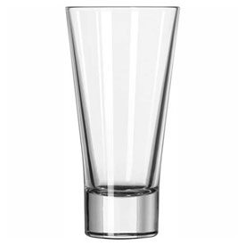 Libbey Glass 11058521 S V350 Beverage Glass 11.875 Oz., Glassware, Series V, 12 Pack by