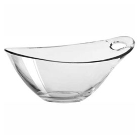 Libbey Glass 14065520 Bowl 29.5 Oz., Glassware, Practica, 6 Pack by