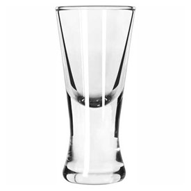 Libbey Glass 155 Spirit Shot Glass, Clear 1.75 Oz., 24 Pack by