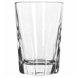 Libbey Glass 15603 Beverage Glass 12 Oz., Dakota Clear, 36 Pack by