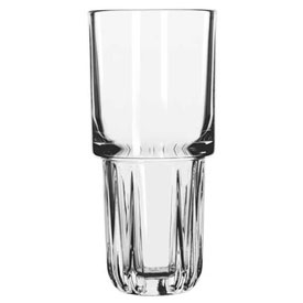 Libbey Glass 15764 Beverage Glass 10 Oz., Glassware, Everest, 12 Pack by