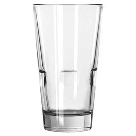 Click here to buy Libbey Glass 15965 Beverage 14 Oz., Glassware, Optiva, 12 Pack.