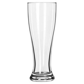 Libbey Glass 1604 Pilsner Glass, 16 Oz., 24 Pack by
