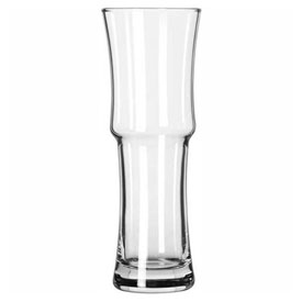 Libbey Glass 1619 Napoli Grande Glass 15.5 Oz., Glassware, Hurricanes, 12 Pack by