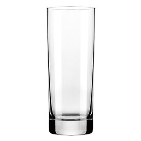 Libbey Glass 1661SR Beverage Glass 12 Oz., Super Sham Sheer Rim, 24 Pack by