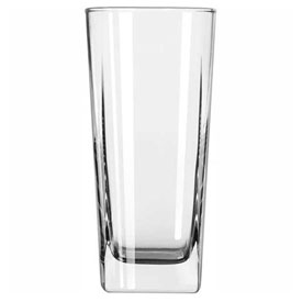 Libbey Glass 2208 Beverage Glass 10.5 Oz., Glassware, Quartet, 12 Pack by