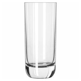 Libbey Glass 2293SR Hi-Ball Glass 10 Oz., Glassware, Envy Sheer-Rim/D.T.E., 12 Pack by