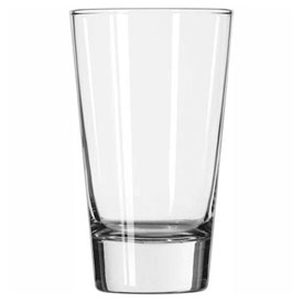 Click here to buy Libbey Glass 2308 Cooler Glass 15.5 Oz., Glassware, Geo, 12 Pack.