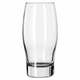 Libbey Glass 2395 Beverage Glass 14 Oz., Glassware, Duct-Section, Perception, 24 Pack by
