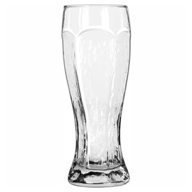 Libbey Glass 2478 Beer Glass, Chivalry Giant 23.75 Oz., 12 Pack by
