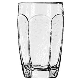 Libbey Glass 2489 Beverage Glass 10 Oz., Chivalry, 36 Pack by