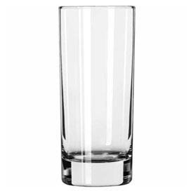 Libbey Glass 2519 Tall Hi-Ball Glass 9.75 Oz., Glassware, Chicago, 12 Pack by