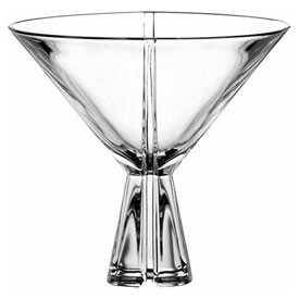 Libbey Glass 2640125 Martini/ Cocktail Glass 9.25 Oz., Artistry Collection, Havanna, 6... by