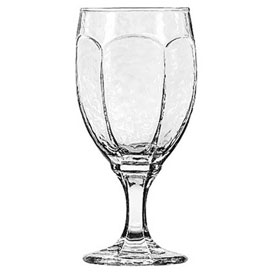 Libbey Glass 3264 Wine Glass 8 Oz., Chivalry, 36 Pack by