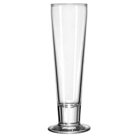 Libbey Glass 3828 Beer Glass, Tall 12 Oz., Catalina, 24 Pack by
