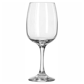 Click here to buy Libbey Glass 3833 Wine Glass 12 Oz., Glassware, Sonoma, 12 Pack.