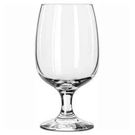 Libbey Glass 3835 All Purpose Wine Glass 12 Oz., Glassware, Sonoma, 12 Pack by