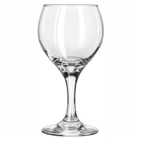 Click here to buy Libbey Glass 3964 Wine Glass Teardrop Clear Red 8.5 Oz., 36 Pack.