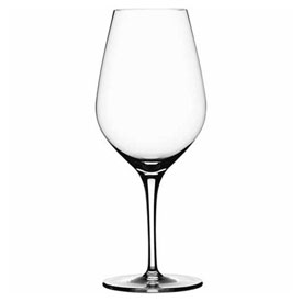 Libbey Glass 4400102 White Wine Glass 14.25 Oz., Glassware, Artistry Collection, Authentis, 6 Pack by