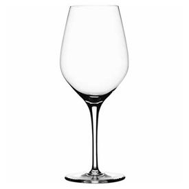 Libbey Glass 4400103 White Wine Glass 12.25 Oz., Glassware, Artistry Collection, Authentis, 6 Pack by