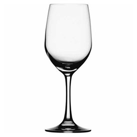Libbey Glass 4510003 White Wine Glass 10.75 Oz., Glassware,Artistry Collection, Vino Grande,6 Pack by