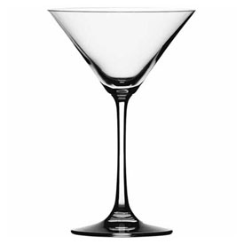 Libbey Glass 4510025 Martini/Cocktail Glass 6.5 Oz., Artistry Collection, Vino Grande, 6... by