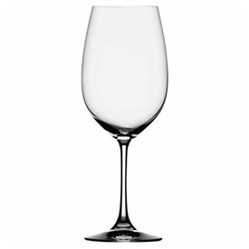 Libbey Glass 4560135 Bordeaux Wine Glass 24 Oz., Artistry Collection, Beverly Hills, 6 Pack by