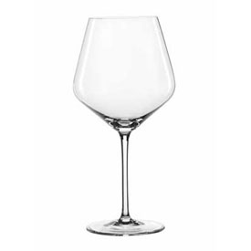 Libbey Glass 4675200 Burgundy Wine Glass 21.75 Oz., Glassware, Artistry Collection, Style, 6 Pack by