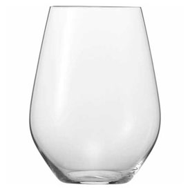 Libbey Glass 4808035 Bordeaux Wine Glass 21.25 Oz., Artistry Collection, Authentis Casual, 12 Pack by