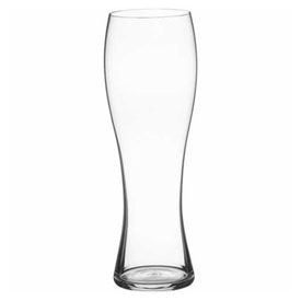 Libbey Glass 4991055 Wheat Beer Glass 23.75 Oz., Artistry Collection, Beer Classics, 6... by