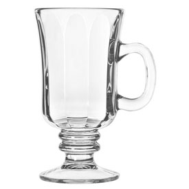 Libbey Glass 5294 Glass Irish Coffee Mug 8.25 Oz., 24 Pack by