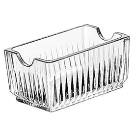 "Libbey Glass 5460 Glass Sugar Packet Holder 4-1/2"", 24 Pack by"